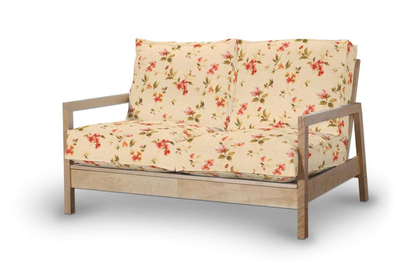 Pokrowiec na sofę Lillberg 2-osobową nierozkładaną Sofa Lillberg 2-osobowa w kolekcji Londres, tkanina: 124-05