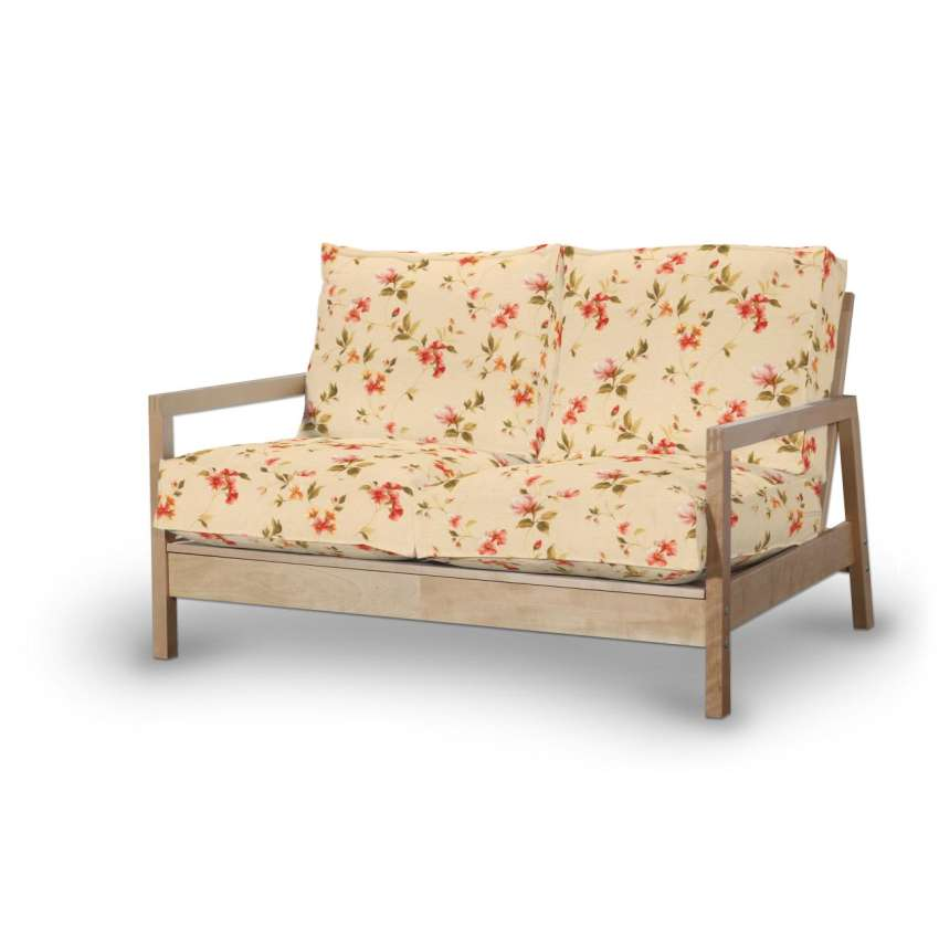 lillberg 2 sitzer sofabezug beige sofahusse lillberg 2. Black Bedroom Furniture Sets. Home Design Ideas