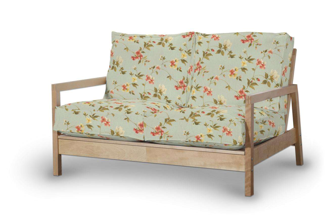 Pokrowiec na sofę Lillberg 2-osobową nierozkładaną w kolekcji Londres, tkanina: 124-65