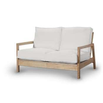 Pokrowiec na sofę Lillberg 2-osobową nierozkładaną w kolekcji Etna, tkanina: 705-01