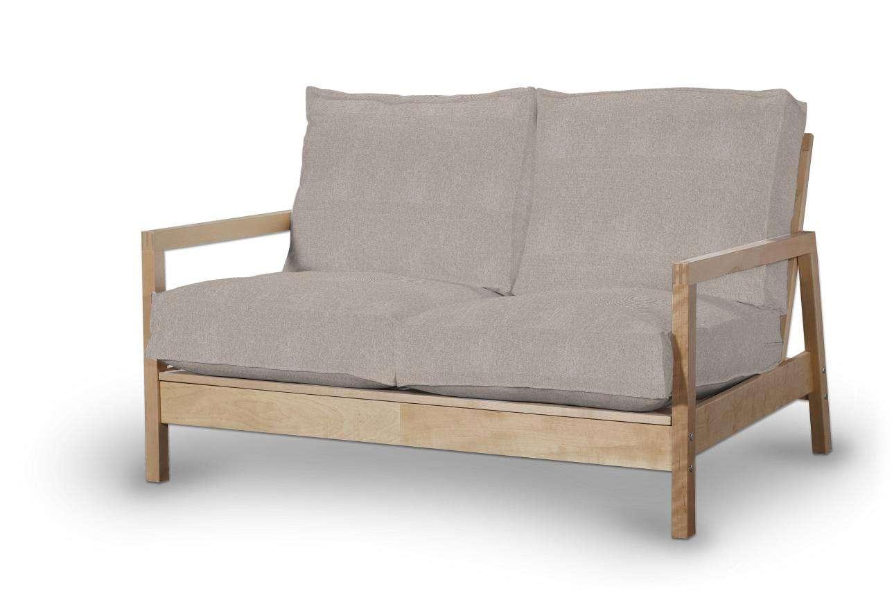 Pokrowiec na sofę Lillberg 2-osobową nierozkładaną Sofa Lillberg 2-osobowa w kolekcji Etna , tkanina: 705-09