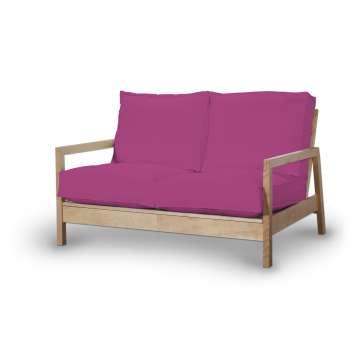 Pokrowiec na sofę Lillberg 2-osobową nierozkładaną Sofa Lillberg 2-osobowa w kolekcji Etna , tkanina: 705-23