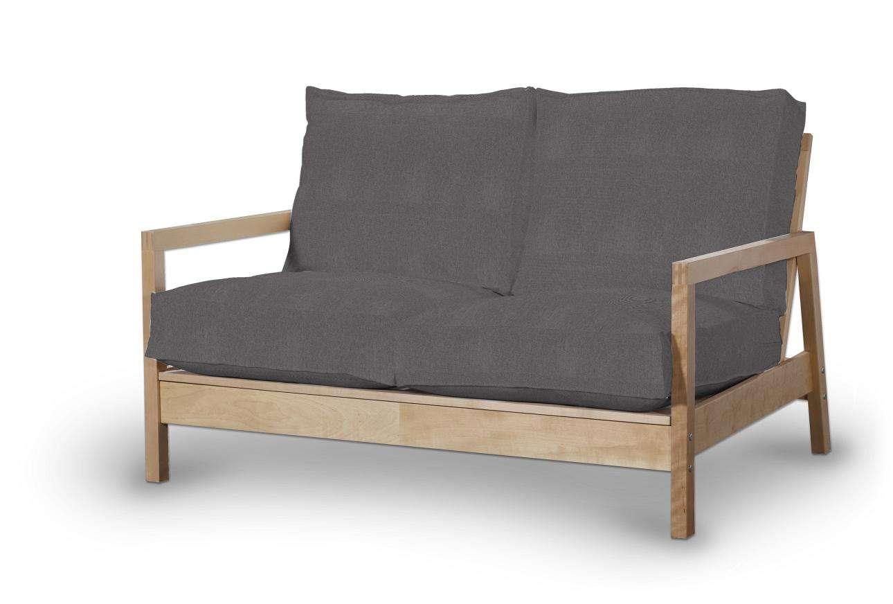 Pokrowiec na sofę Lillberg 2-osobową nierozkładaną Sofa Lillberg 2-osobowa w kolekcji Etna , tkanina: 705-35