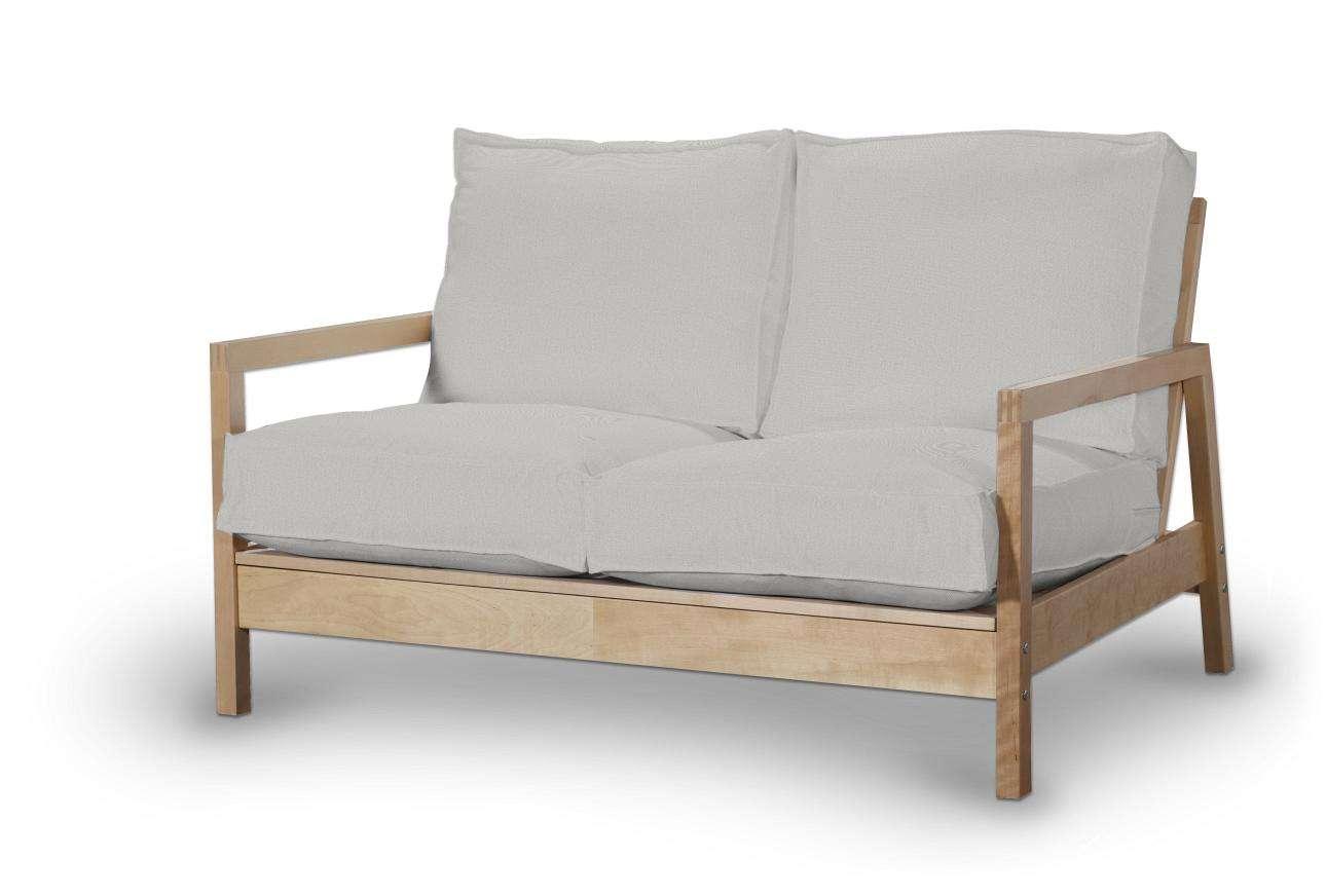 Pokrowiec na sofę Lillberg 2-osobową nierozkładaną Sofa Lillberg 2-osobowa w kolekcji Etna , tkanina: 705-90