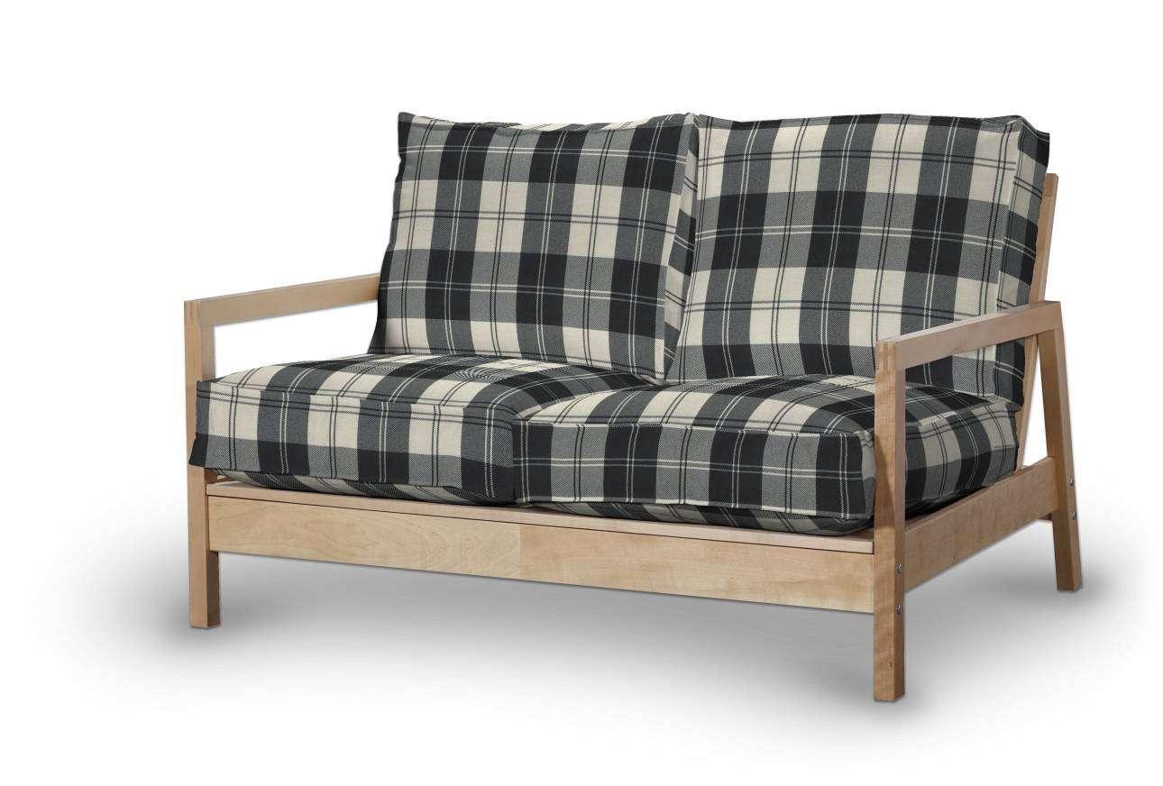Pokrowiec na sofę Lillberg 2-osobową nierozkładaną Sofa Lillberg 2-osobowa w kolekcji Edinburgh, tkanina: 115-74
