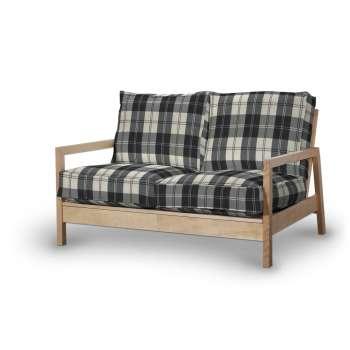 Pokrowiec na sofę Lillberg 2-osobową nierozkładaną w kolekcji Edinburgh, tkanina: 115-74