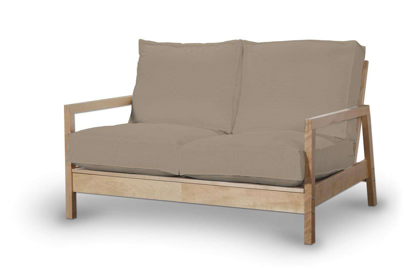 Pokrowiec na sofę Lillberg 2-osobową nierozkładaną Sofa Lillberg 2-osobowa w kolekcji Cotton Panama, tkanina: 702-28