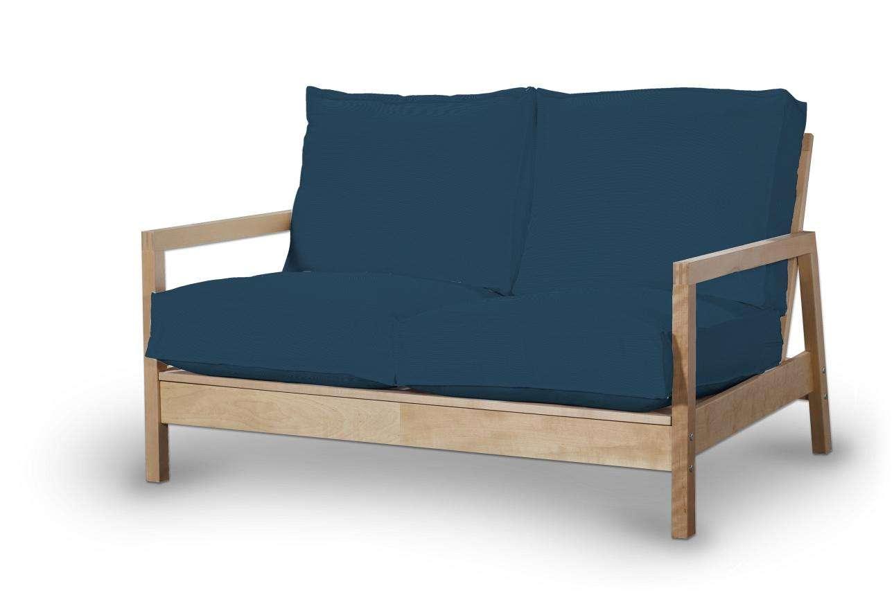 Lillberg 2-üléses kanapéhuzat a kollekcióból Cotton Panama Bútorszövet, Dekoranyag: 702-30