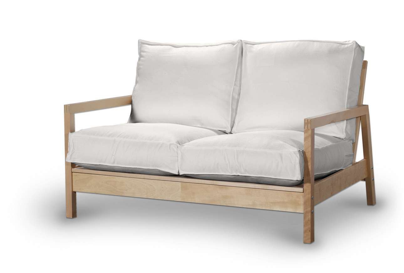 Lillberg 2-Sitzer Sofabezug Sofahusse, Lillberg 2-Sitzer von der Kollektion Cotton Panama, Stoff: 702-34
