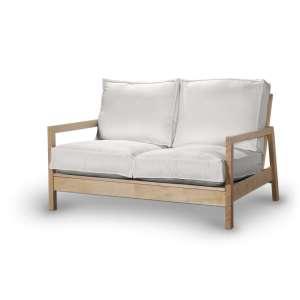 Pokrowiec na sofę Lillberg 2-osobową nierozkładaną Sofa Lillberg 2-osobowa w kolekcji Cotton Panama, tkanina: 702-34