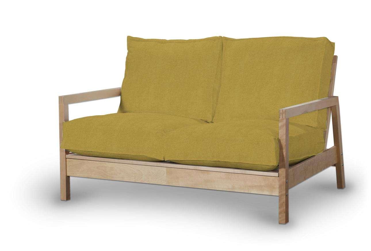 Pokrowiec na sofę Lillberg 2-osobową nierozkładaną Sofa Lillberg 2-osobowa w kolekcji Etna , tkanina: 705-04