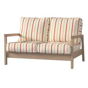 Pokrowiec na sofę Lillberg 2-osobową nierozkładaną Sofa Lillberg 2-osobowa w kolekcji Avinon, tkanina: 129-15