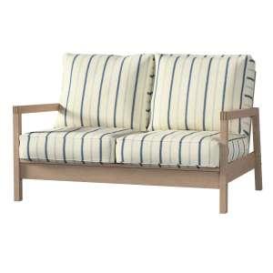 Pokrowiec na sofę Lillberg 2-osobową nierozkładaną Sofa Lillberg 2-osobowa w kolekcji Avinon, tkanina: 129-66