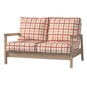 Pokrowiec na sofę Lillberg 2-osobową nierozkładaną Sofa Lillberg 2-osobowa w kolekcji Avinon, tkanina: 131-15