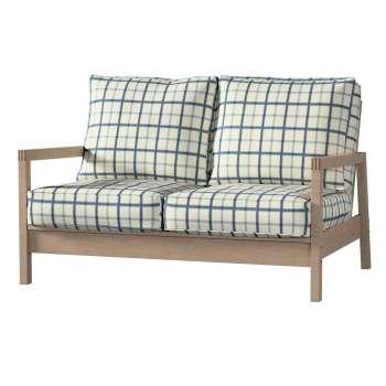 Pokrowiec na sofę Lillberg 2-osobową nierozkładaną Sofa Lillberg 2-osobowa w kolekcji Avinon, tkanina: 131-66