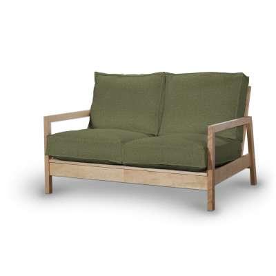 Pokrowiec na sofę Lillberg 2-osobową nierozkładaną w kolekcji Madrid, tkanina: 161-22