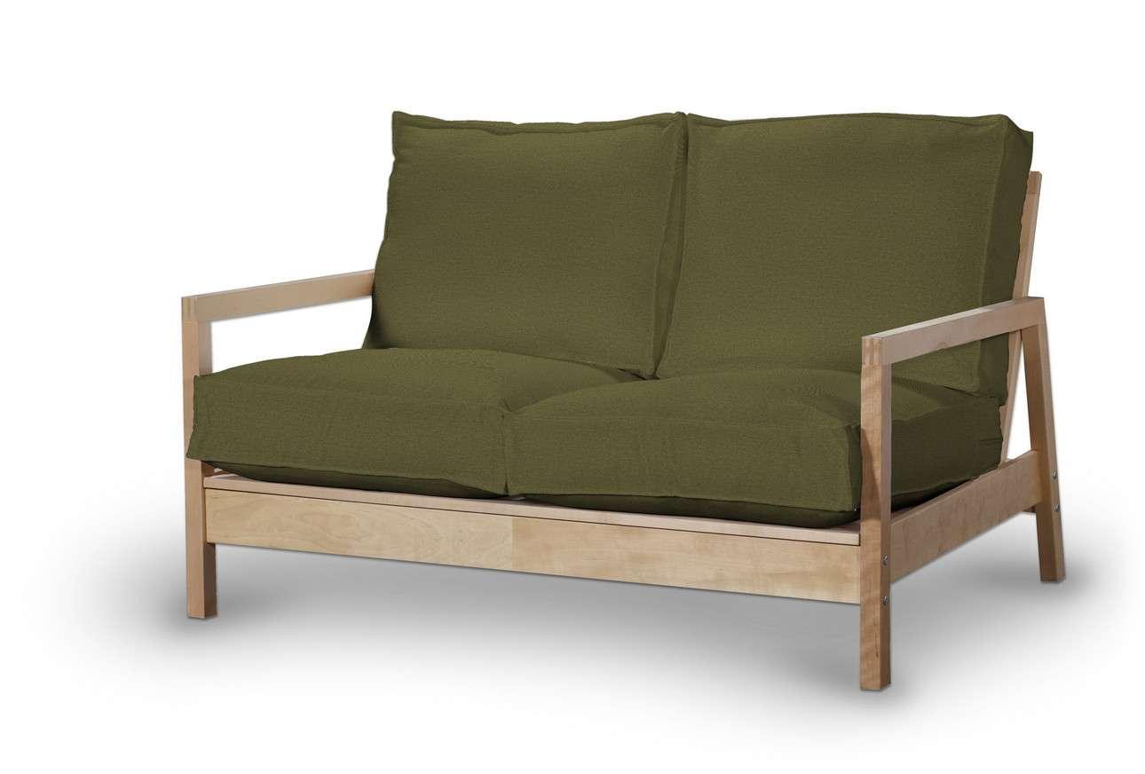 Pokrowiec na sofę Lillberg 2-osobową nierozkładaną w kolekcji Etna, tkanina: 161-26