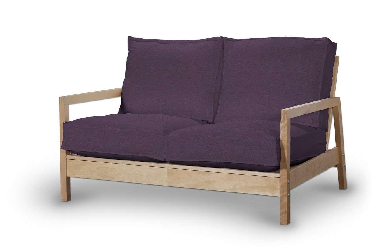 Pokrowiec na sofę Lillberg 2-osobową nierozkładaną w kolekcji Etna, tkanina: 161-27