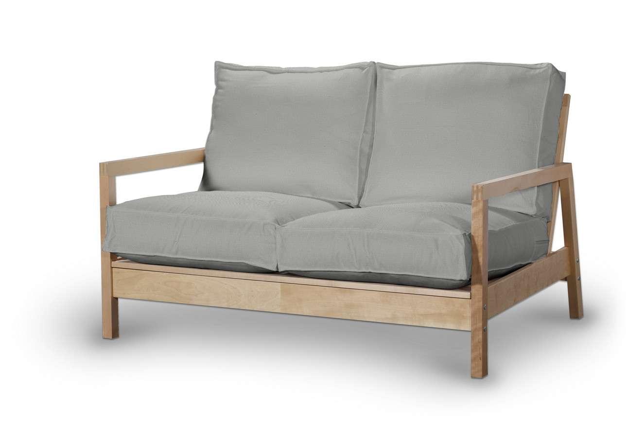 Pokrowiec na sofę Lillberg 2-osobową nierozkładaną w kolekcji Bergen, tkanina: 161-72