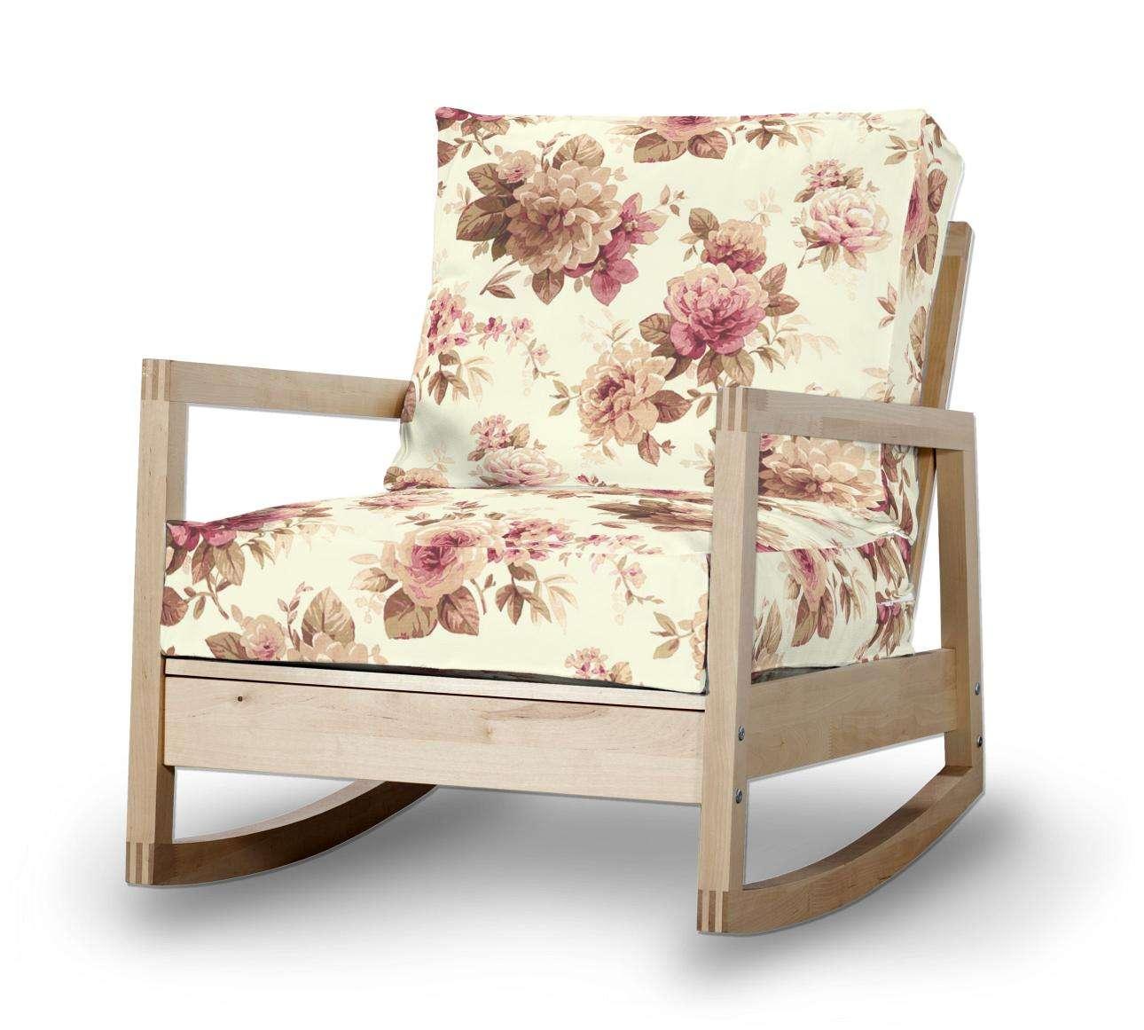 Pokrowiec na fotel Lillberg Fotel Lillberg w kolekcji Mirella, tkanina: 141-06