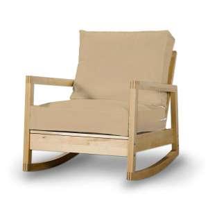 Pokrowiec na fotel Lillberg Fotel Lillberg w kolekcji Cotton Panama, tkanina: 702-01