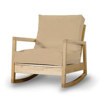 LILLBERG fotelio užvalkalas 702-01 smėlio/kapučino Kolekcija Cotton Panama