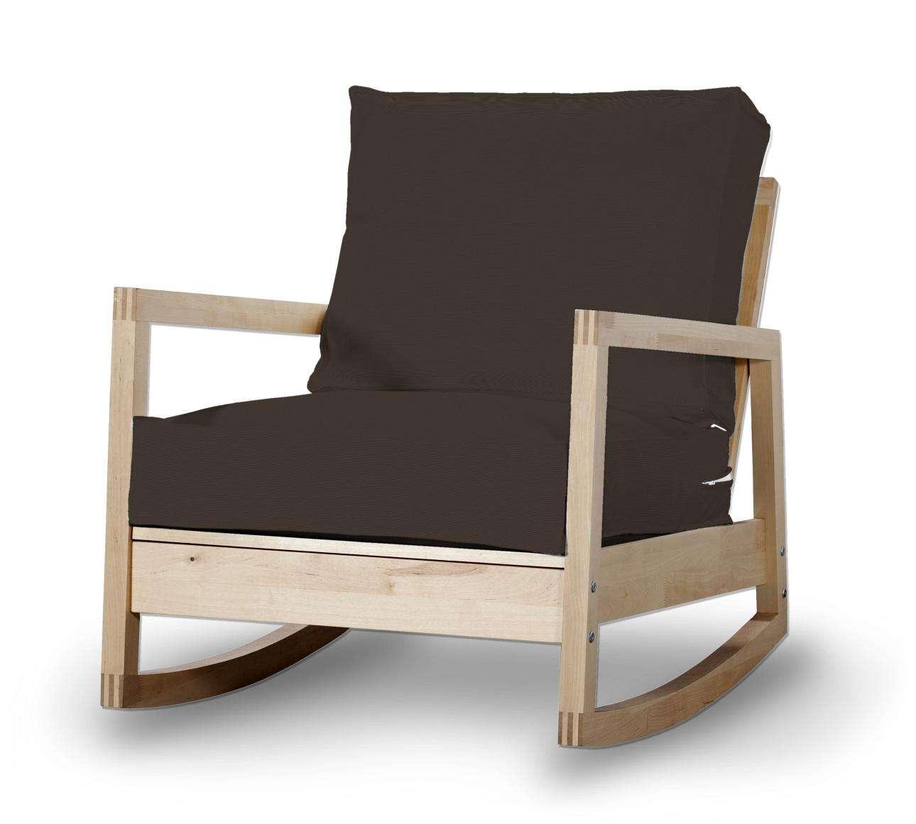 Pokrowiec na fotel Lillberg Fotel Lillberg w kolekcji Cotton Panama, tkanina: 702-03