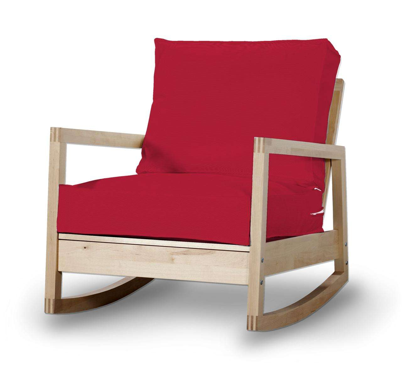 Lillberg Sesselbezug Sesselhusse, Modell Lillberg von der Kollektion Cotton Panama, Stoff: 702-04