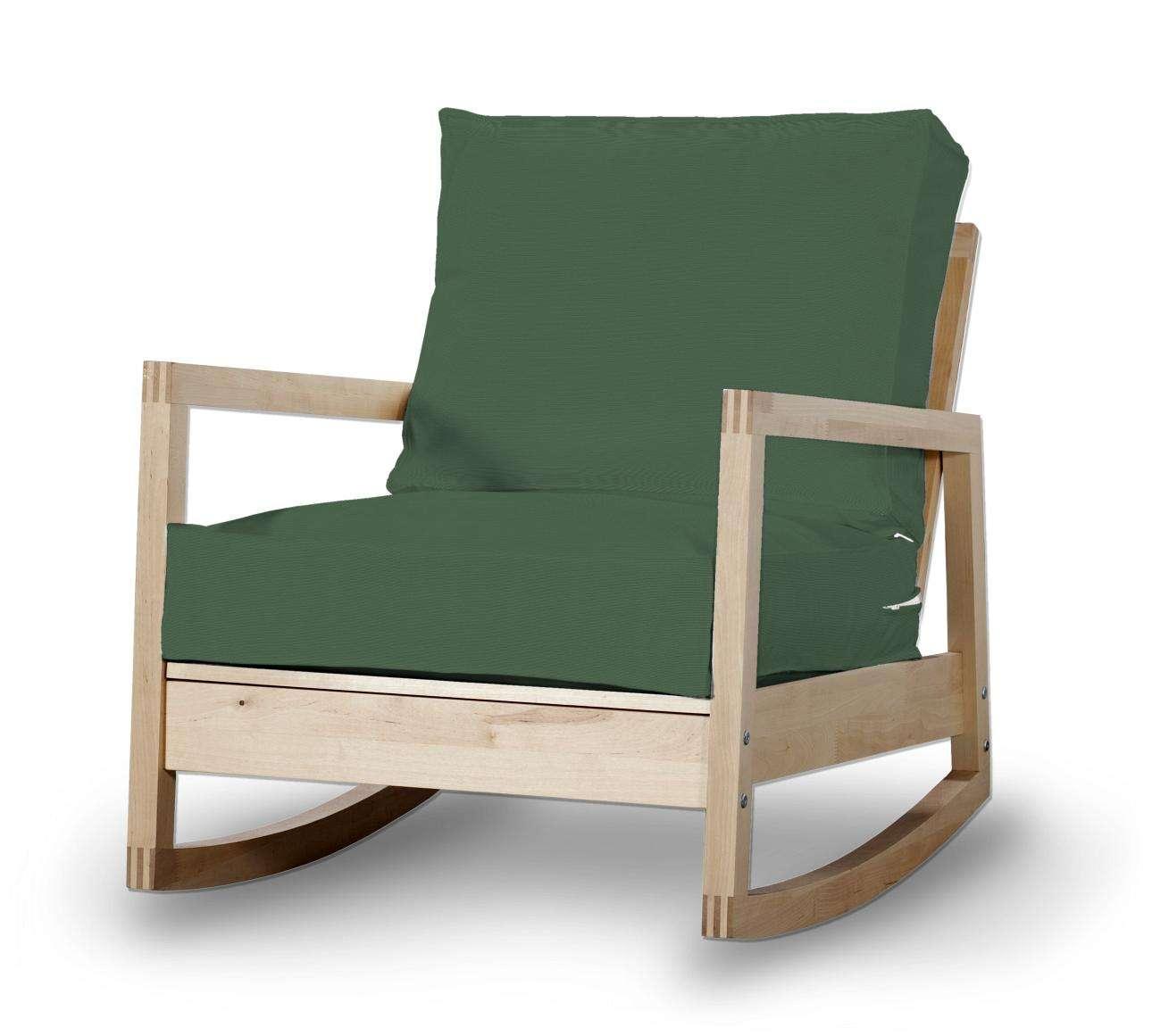 Lillberg Sesselbezug Sesselhusse, Modell Lillberg von der Kollektion Cotton Panama, Stoff: 702-06