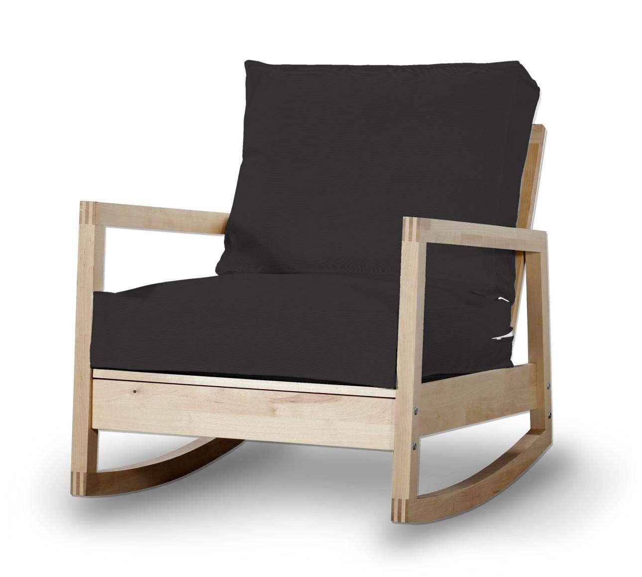 Pokrowiec na fotel Lillberg Fotel Lillberg w kolekcji Cotton Panama, tkanina: 702-08