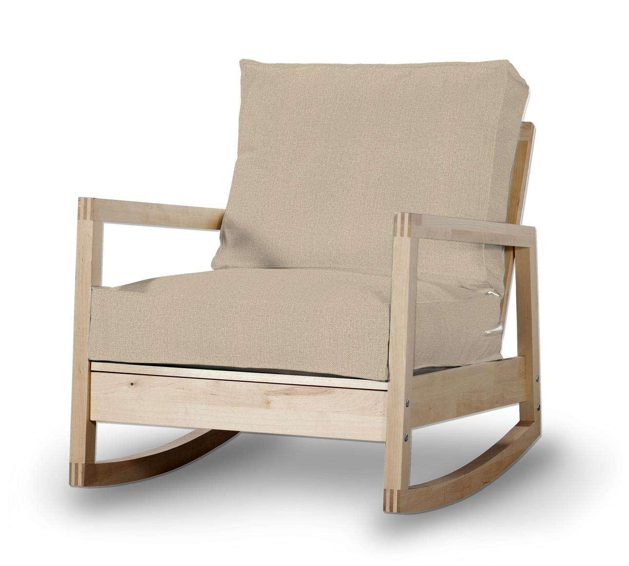 Pokrowiec na fotel Lillberg w kolekcji Edinburgh, tkanina: 115-78