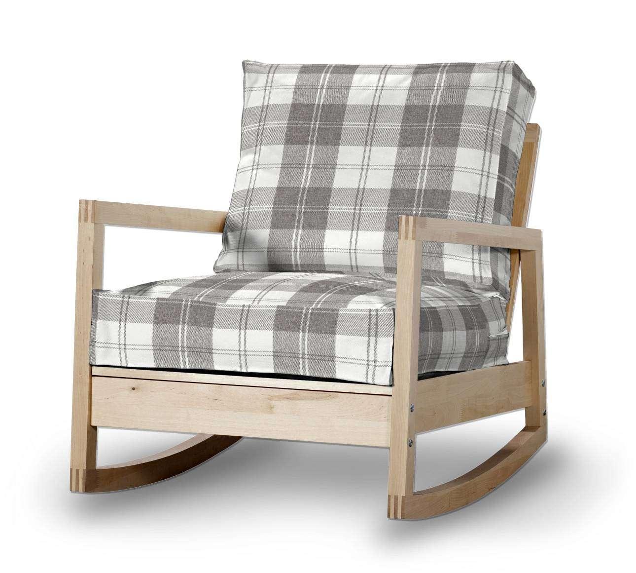 LILLBERG fotelio užvalkalas LILLBERG fotelio užvalkalas kolekcijoje Edinburgh , audinys: 115-79