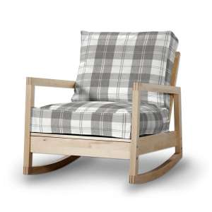 Pokrowiec na fotel Lillberg Fotel Lillberg w kolekcji Edinburgh, tkanina: 115-79