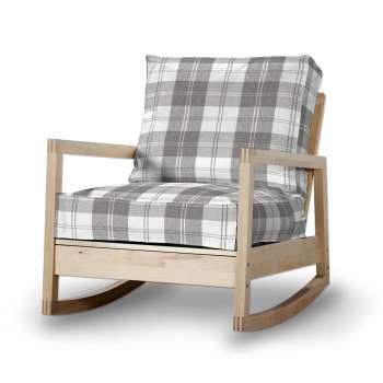 Pokrowiec na fotel Lillberg w kolekcji Edinburgh, tkanina: 115-79