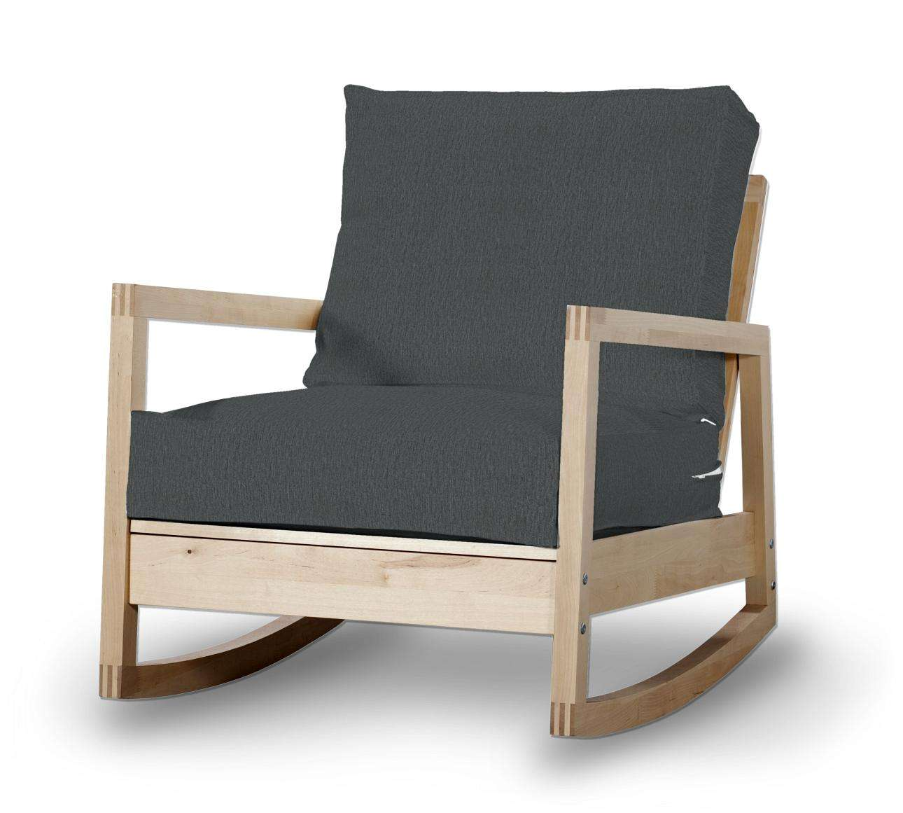 Pokrowiec na fotel Lillberg Fotel Lillberg w kolekcji Chenille, tkanina: 702-20
