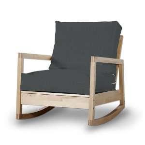 Lillberg Sesselbezug Sesselhusse, Modell Lillberg von der Kollektion Chenille , Stoff: 702-20