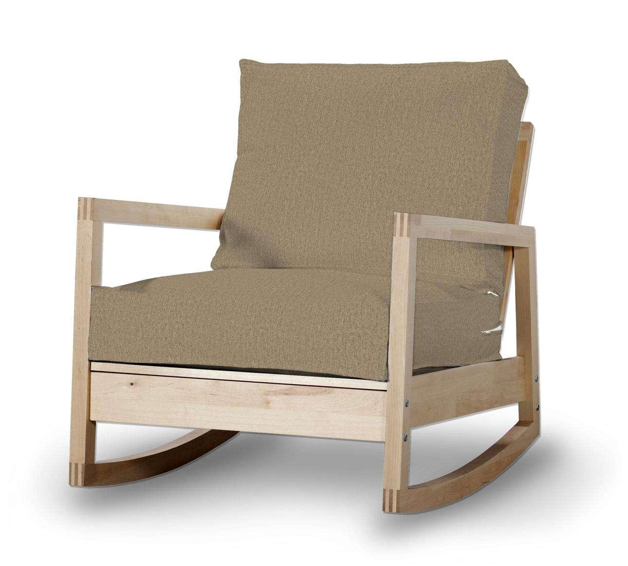 Lillberg fotelhuzat a kollekcióból CHENILLE Bútorszövet, Dekoranyag: 702-21