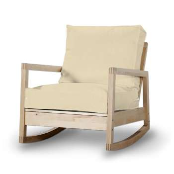 Pokrowiec na fotel Lillberg w kolekcji Chenille, tkanina: 702-22