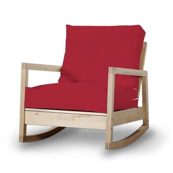 Pokrowiec na fotel Lillberg w kolekcji Chenille, tkanina: 702-24