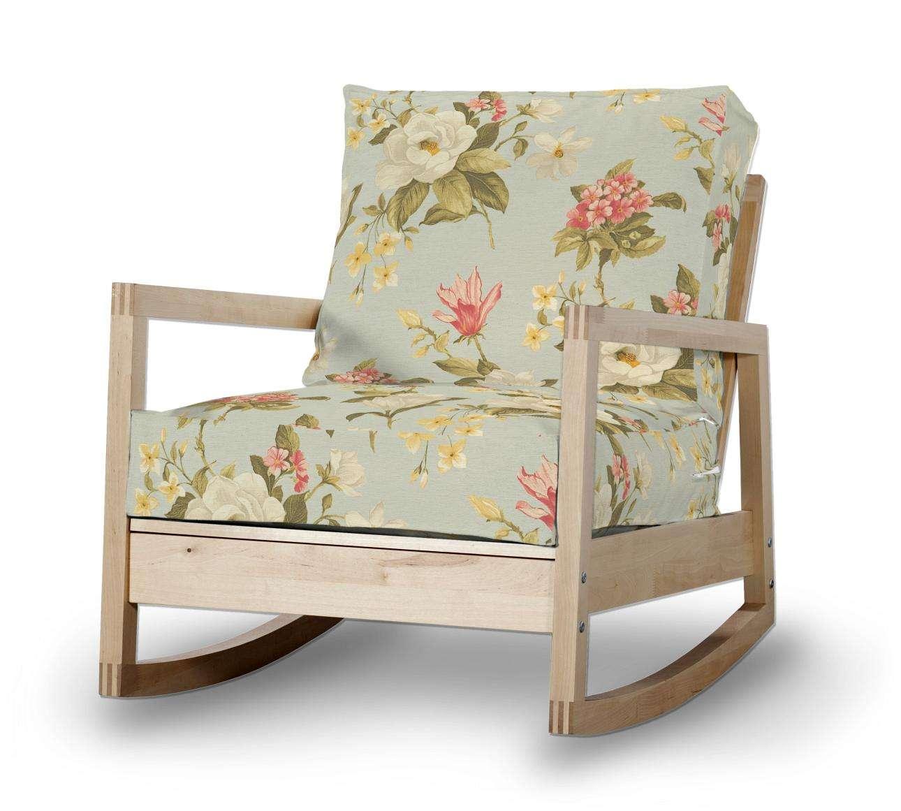 Pokrowiec na fotel Lillberg Fotel Lillberg w kolekcji Londres, tkanina: 123-65