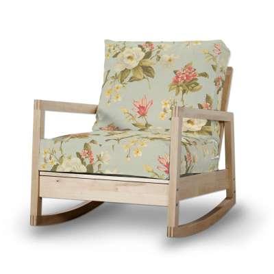 Pokrowiec na fotel Lillberg w kolekcji Londres, tkanina: 123-65