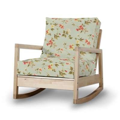 Pokrowiec na fotel Lillberg w kolekcji Londres, tkanina: 124-65