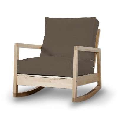 Pokrowiec na fotel Lillberg 705-08 brązowy Kolekcja Etna