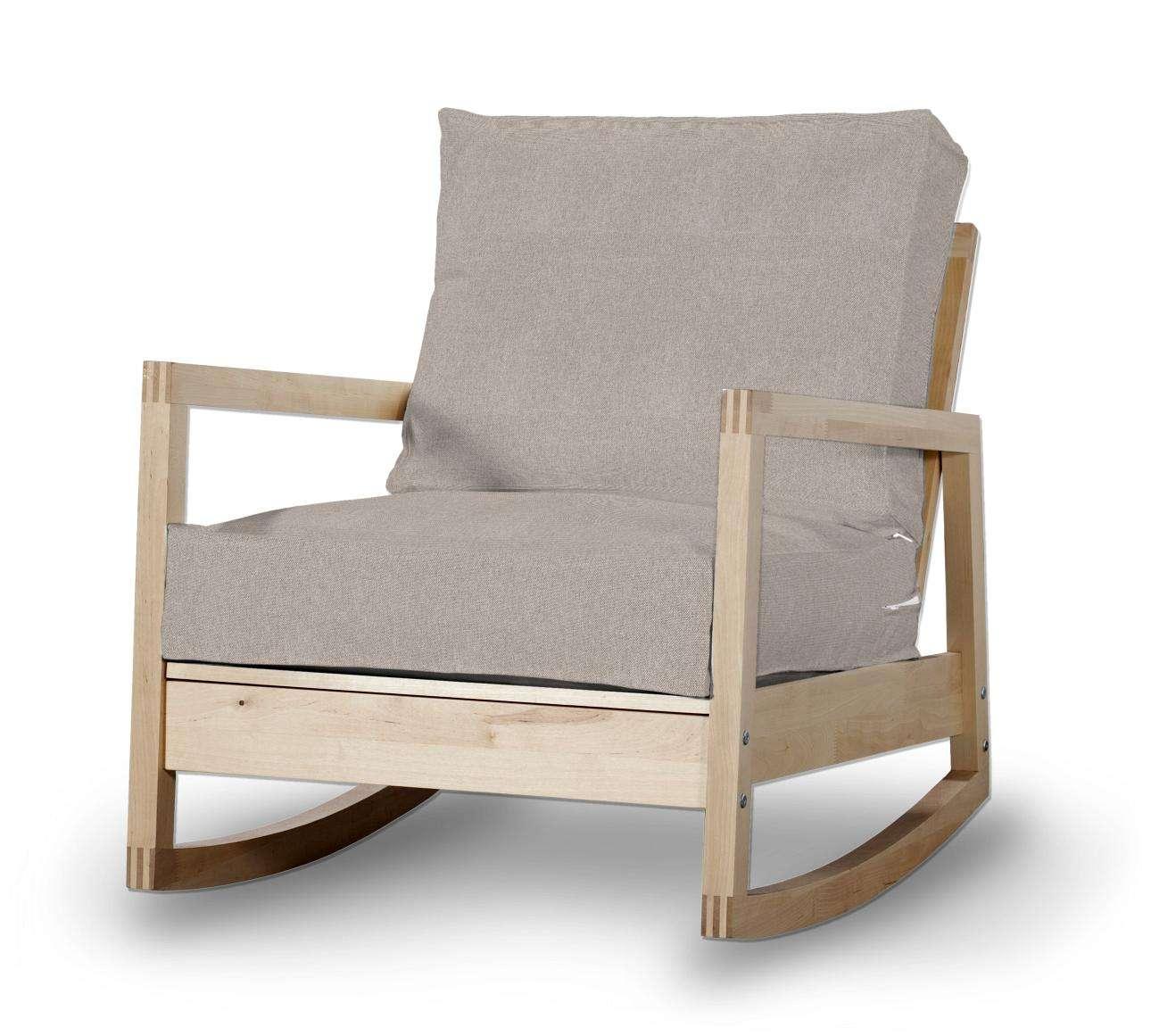 Lillberg Sesselbezug Sesselhusse, Modell Lillberg von der Kollektion Etna, Stoff: 705-09