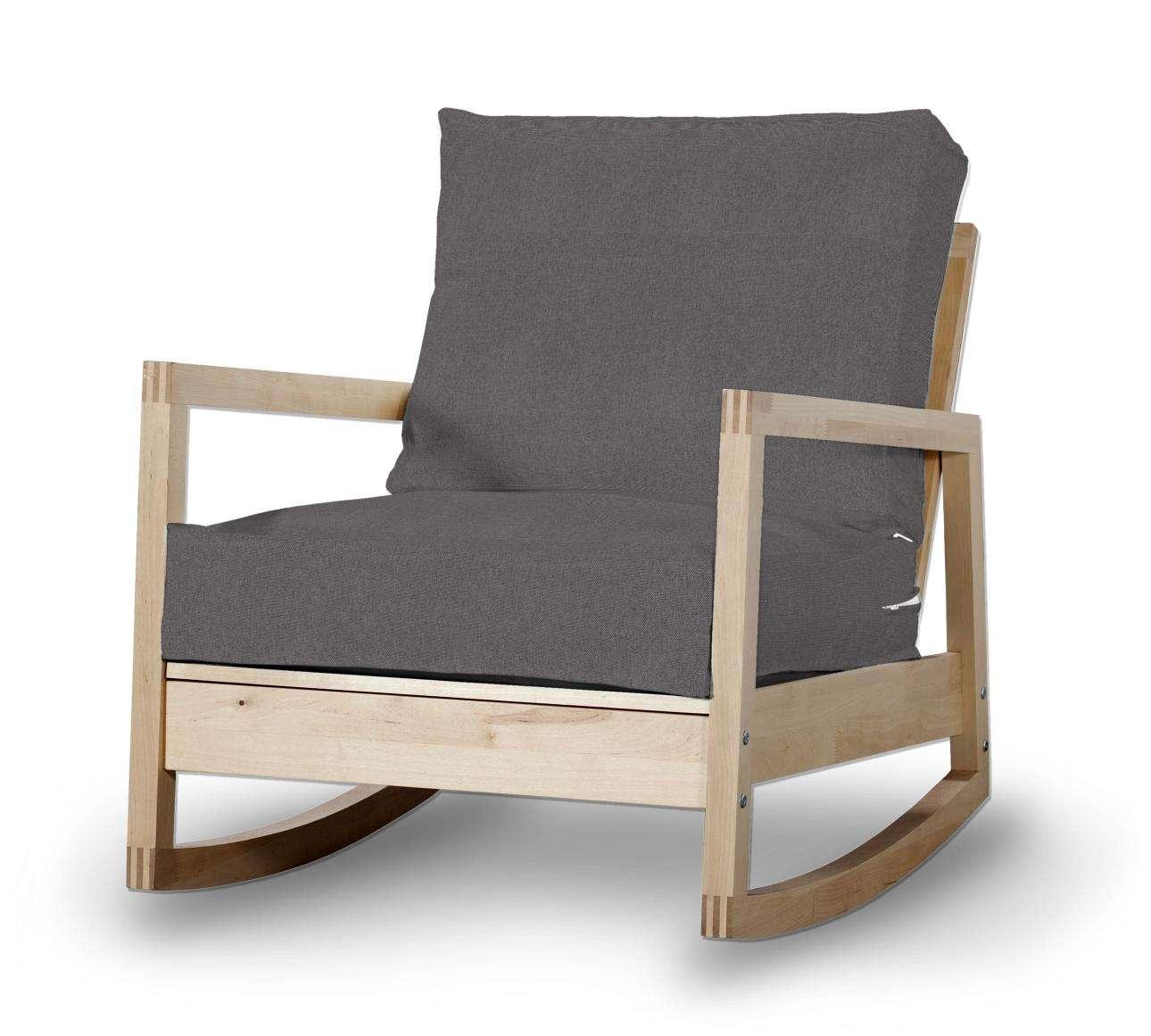 Pokrowiec na fotel Lillberg Fotel Lillberg w kolekcji Etna , tkanina: 705-35