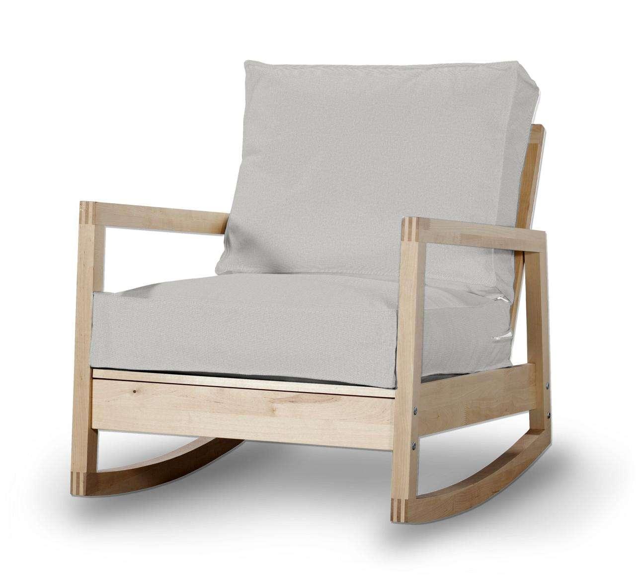 Pokrowiec na fotel Lillberg w kolekcji Etna , tkanina: 705-90