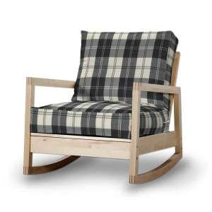 Pokrowiec na fotel Lillberg Fotel Lillberg w kolekcji Edinburgh, tkanina: 115-74