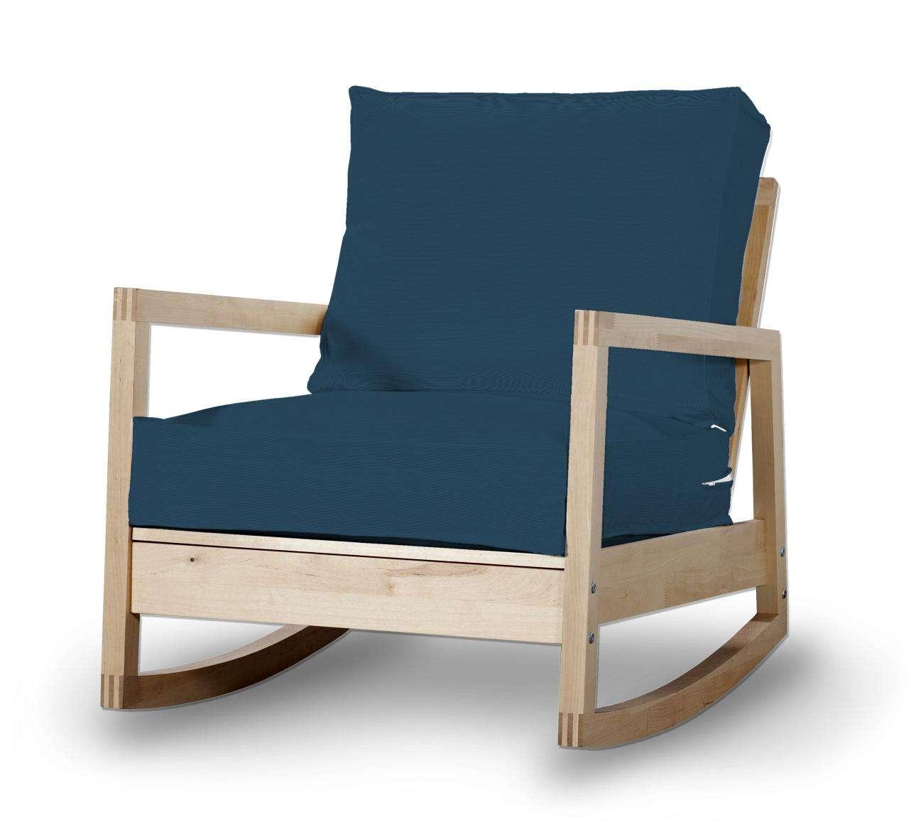 Pokrowiec na fotel Lillberg Fotel Lillberg w kolekcji Cotton Panama, tkanina: 702-30