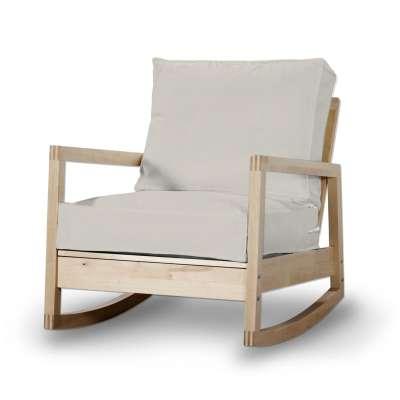 Pokrowiec na fotel Lillberg w kolekcji Cotton Panama, tkanina: 702-31