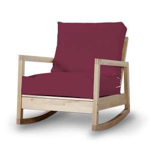 Lillberg Sesselbezug Sesselhusse, Modell Lillberg von der Kollektion Cotton Panama, Stoff: 702-32